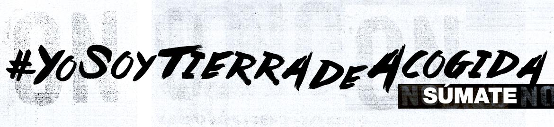 Logo #YoSoyTierraDeAcogida